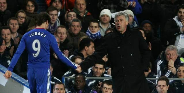 torres in chelsea. Torres in Chelsea#39;s 2-1