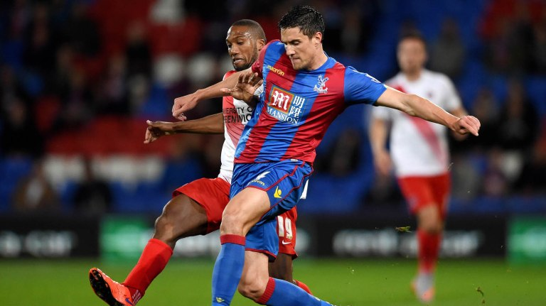 Crystal Palace v Charlton Athletic - Capital One Cup Third Round