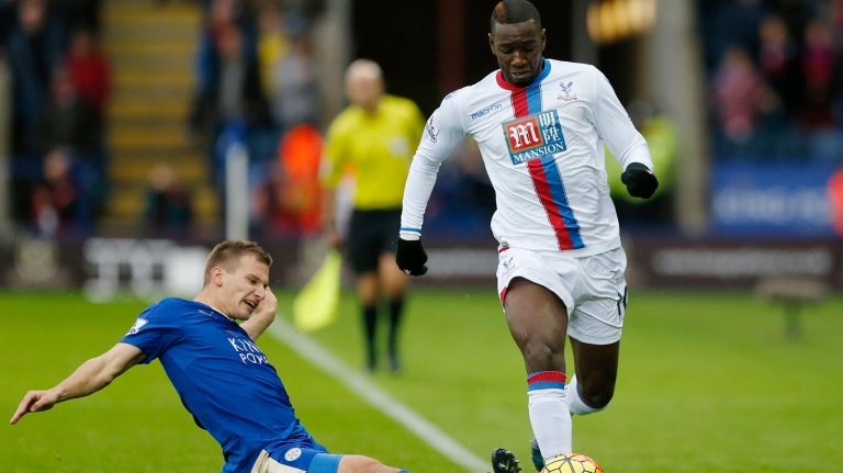 Leicester City v Crystal Palace - Barclays Premier League