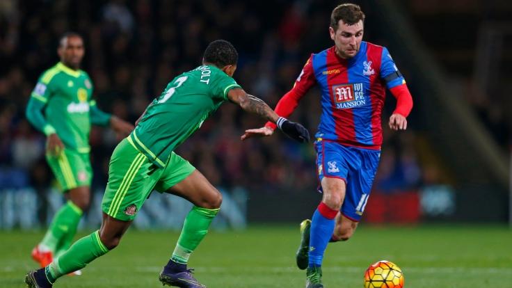 Crystal Palace v Sunderland - Barclays Premier League