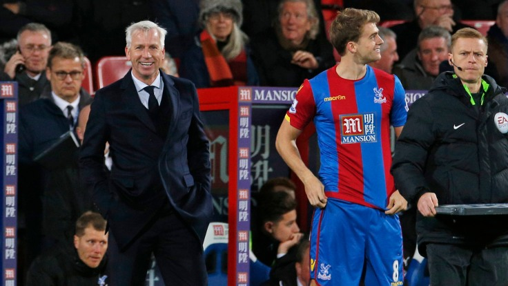 Crystal Palace v Newcastle United - Barclays Premier League