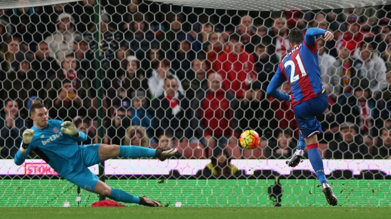 Stoke City v Crystal Palace - Barclays Premier League