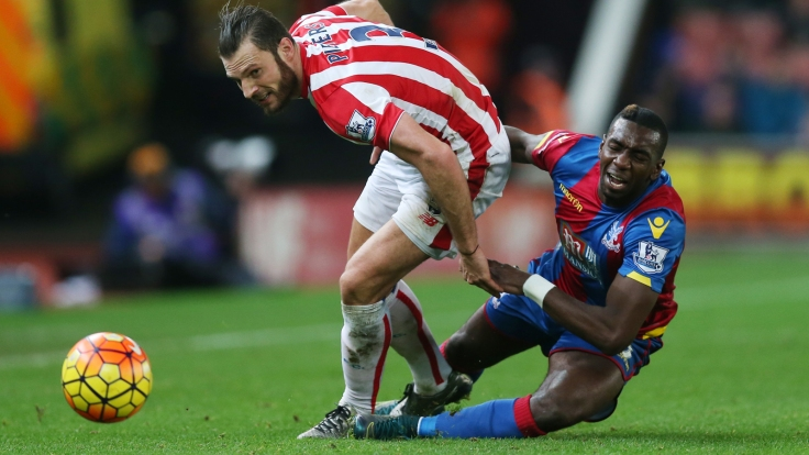 Stoke City v Crystal Palace - Barclays Premier League