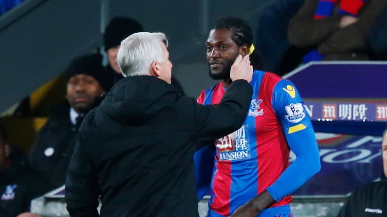 Crystal Palace v AFC Bournemouth - Barclays Premier League