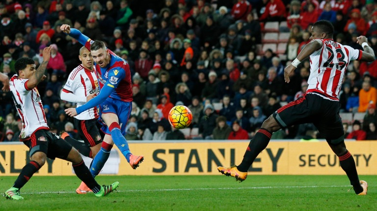 Sunderland v Crystal Palace - Barclays Premier League