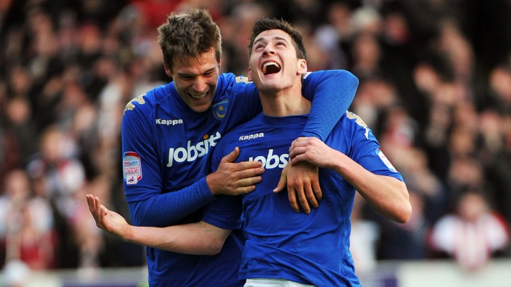 Portsmouth v Southampton npower Football League Championship
