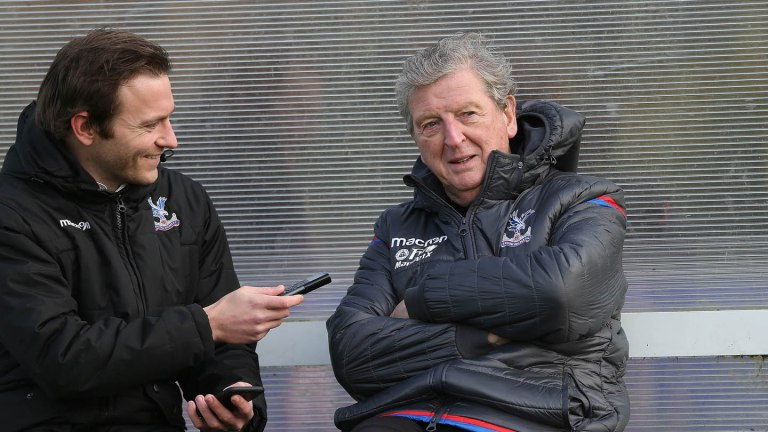 Crystal Palace Manager Interveiw, London - UK - 13th Nov 2017