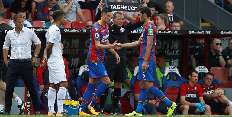 Premier League - Crystal Palace vs Swansea City