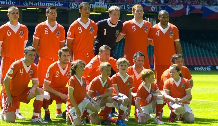 Wales v Czech Republic UEFA Euro 2008 Qualifying Group D