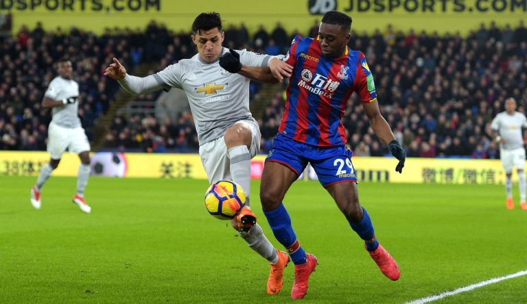 Crystal Palace v Manchester United, Premier League, Selhurst Park , London, UK - 05 March 2018