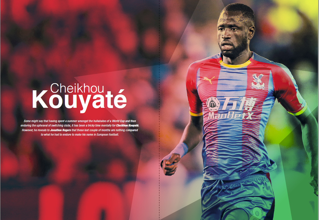 Crystal Palace v Southampton 1st Sept 2018 Premier League Programme