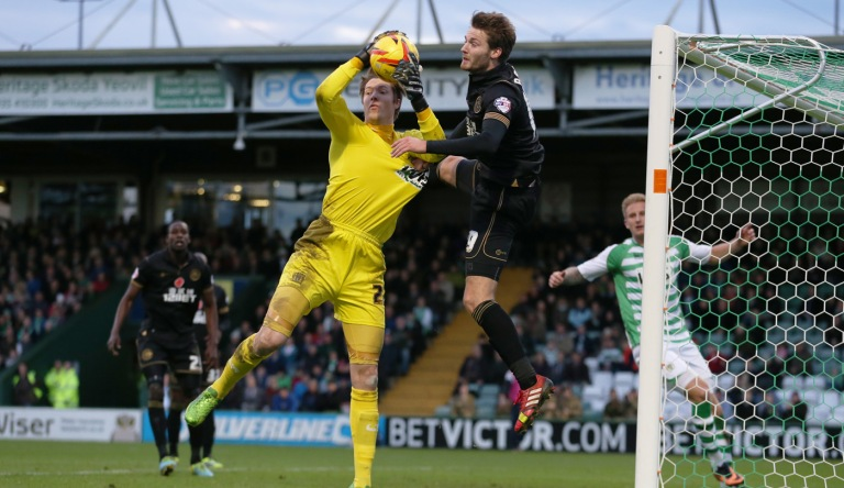 Yeovil Town v Wigan Athletic - Sky Bet Football League Championship